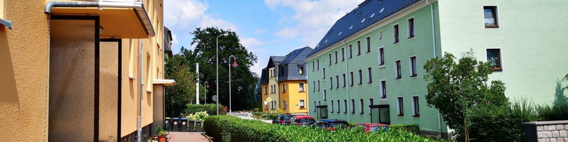 """Wohnungsgenossenschaft """"Sachsenstein"""" Lauter eG"""